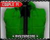 💎  Pufnette Green M