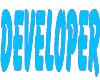 *FLASH developer sticker
