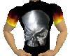 Chrome Skull Muscle T