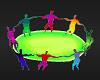 Circle Group Dance 8P