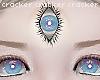 . third eye / pale azure .