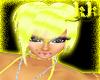 Rave Yellow Ozumi Hair