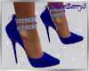 Scarlett Heels Blue