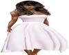 light mauve dress