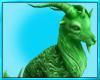 Capricorn Zodiac Statue