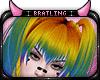 B| Pride Bangs 1