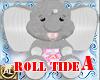 ROLL TIDE ELEPHANT kids