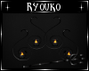 R~ Unholy Candle Deco
