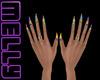 MC | Colorfull Nails