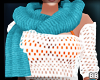 babyBlue Scarf & Glove