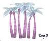Animated Palm Trees