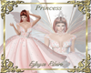 Dress Princess flower