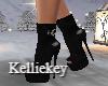 Classy Black Boots