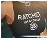 $ // Ratchets.