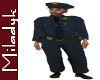 MLK Policeman full outfi