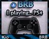ki -BRB PS4,2-F/M