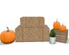 Hay & Pumpkin Seat (KL)