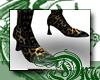d Leopard Oxford Boots