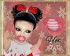 ~H~Kid Candy Cane Paci