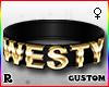 ☢! Westy Collar Gold