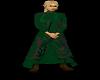 Elven Camo Long Vest