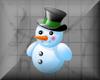 {T}christmas snowman