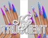 Mermaid Nails v2