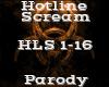 Hotline Scream -Parody-