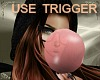 T- Bubblegum pink fem.