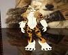 Leopard Shoulder Fur