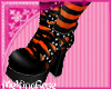 Halloween Witch Shoes