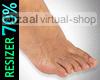 ◮ 70% Reziser Feet