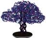 Violet Star Blooms