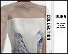 v. Frilled Midi Dress