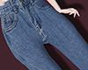 Dark blue jeans♥