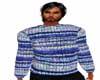[MK]Blue sweater