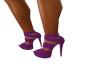 Denises Purple Shoes
