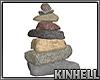 Cairn - Decor Stone Pile