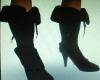 Elven Warrior Boot Black