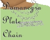 Damanegra Plate Chain