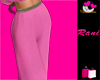RR : Hers : Pants Pink