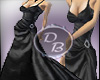 DB Satin Evening Black