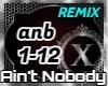 Aint Nobody - Remix