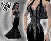 Black Starlet Gown