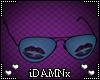 ❤ Kiss Glasses V12