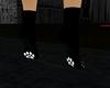 Kitty Paw Socks