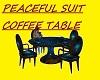PEACEFUL SUIT COFFEE TAB