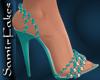 SF/Green Heels