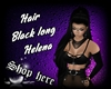 Hair Black Helena
