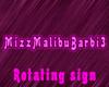 MissMalibuBarbi3 sign